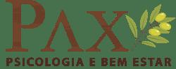 PAX – Psicologia e Bem Estar Logo